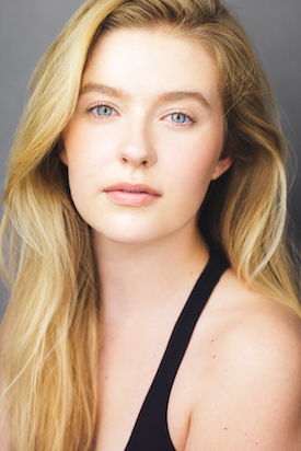 Kennedy McMann cw network